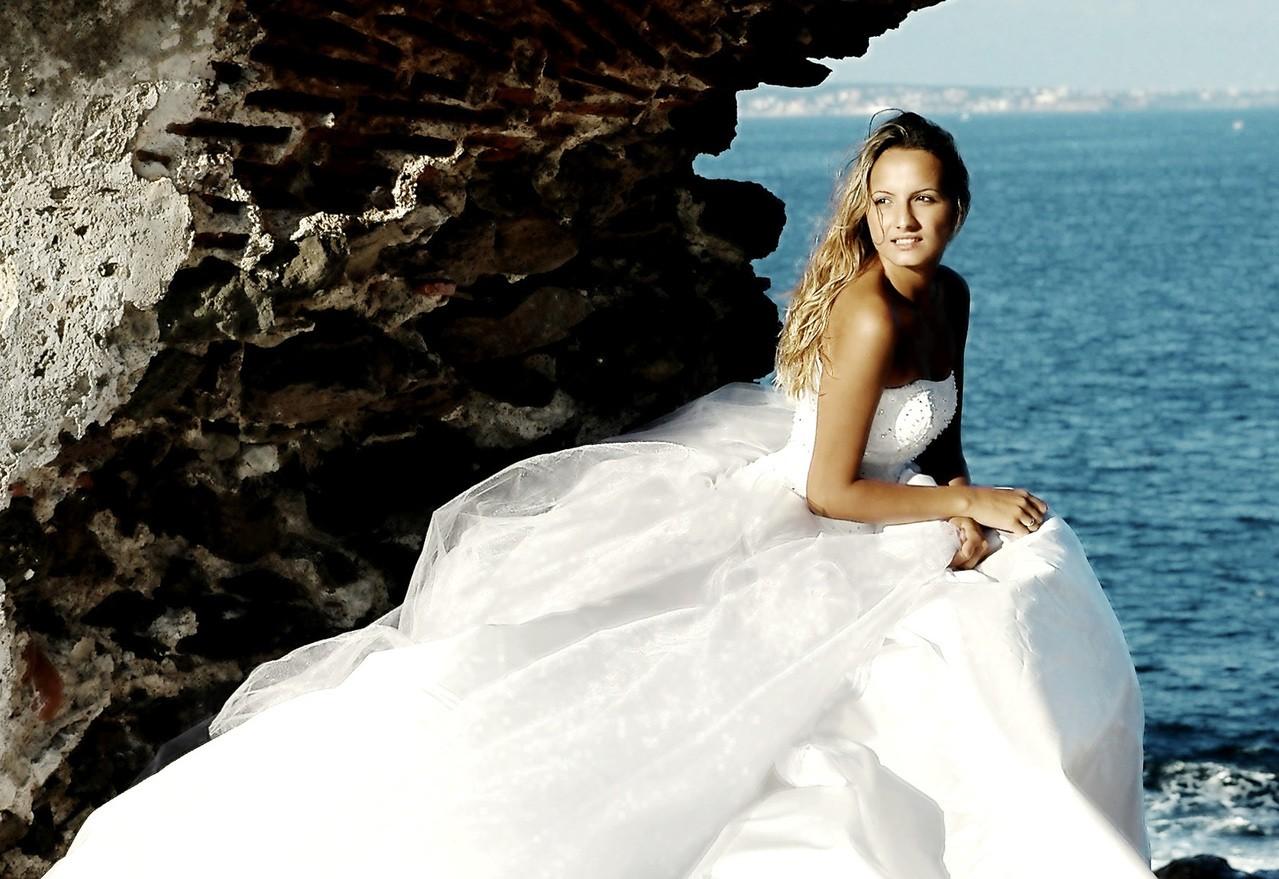Suknia ślubna dobrana do wieku